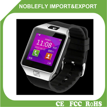 Christmas Gift facebook whatsapp Android Sim Card Smart Watch for Samsung