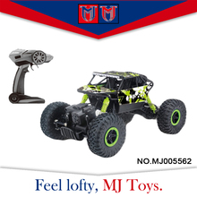 1:18 4 Channel climbing racing four wheel drive cars buggy nitro rc car for kids
