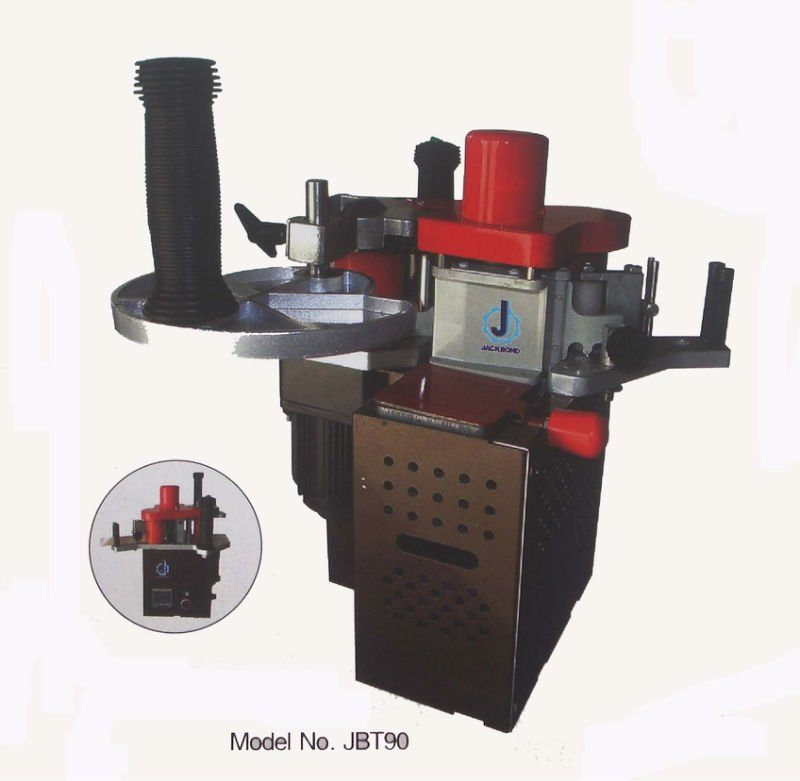 hand-held edge banding machine /hand feed edge banding machine