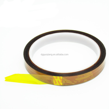 oem Heat ResistantDurable single side PET/Polyester adhesive tape mylar tape