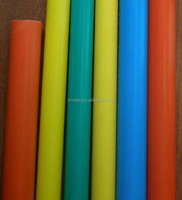 1.2mm high polymer Homogeneous PVC waterproof membrane for roofing or terraces