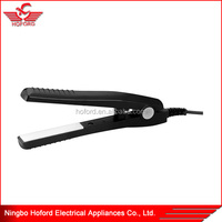 QY-1018 MINI PROFESSIONAL ROTATION IRON HAIR STRAIGHTENER