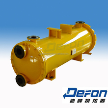 shell and tube exchanger,heat exchanger shell and coil for sale/tube heat exchanger price /water-oil cooler