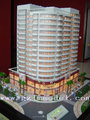 High Rise Condominium Model for Real Estate -The Manhattan Garden City For Real Estate Company