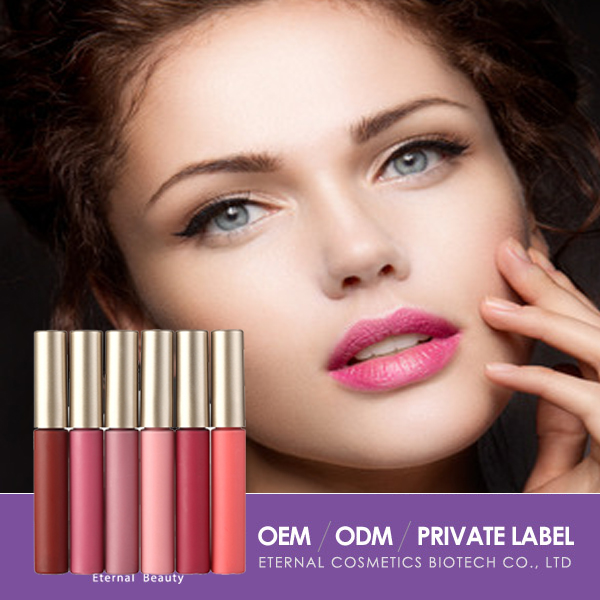 Private label matte lipstick brand manufacturers
