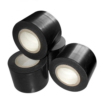 PVC outer wrapping tape for API steel pipeline corrosion protection