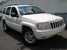2000 Jeep Grand Cherokee LTD 4.7L V8 white Snrf, Heated Seats~CLEAN~ used cars
