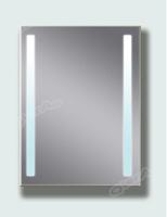 Hair salon vanity mirrors with LED lights