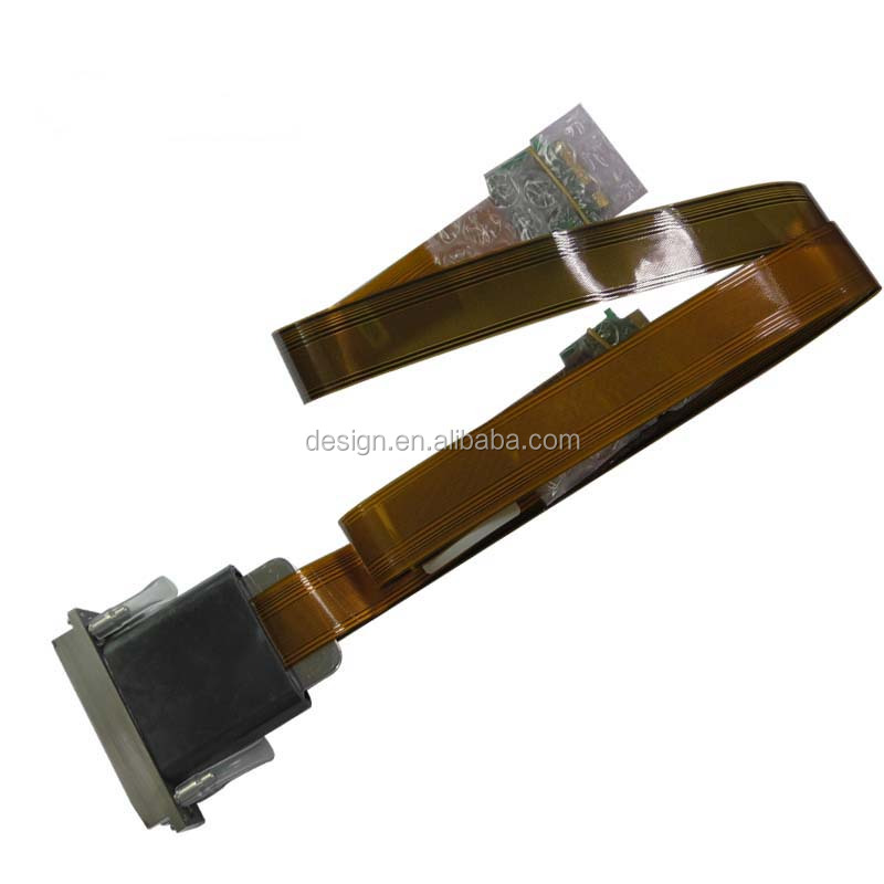 Japan original uv / solvent base ricoh gen4 printhead 7pl printhead for Jeti TwinJet Flora printer
