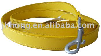 Fashion PU Leather lanyard