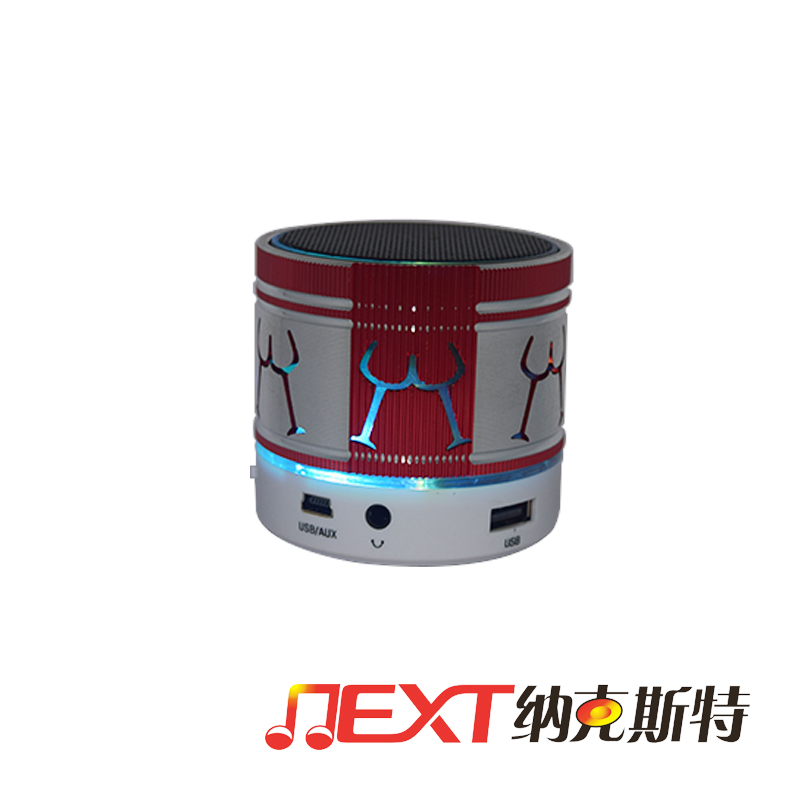 China shenzhen portable mini digital MP3 player laptop speaker manufacturer