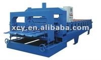 KXD 840 glazed roof tile roll forming machinery for color steel(CE)