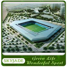 2016 New Design Indoor Football Soccer Grass Turf Field For Sale of Skyjade