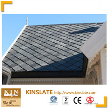 Manufacture Hot Sale Stone Coated Building Material Slate Roofing Tile Popular in European