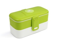 Rectangle sealed plastic lunch box
