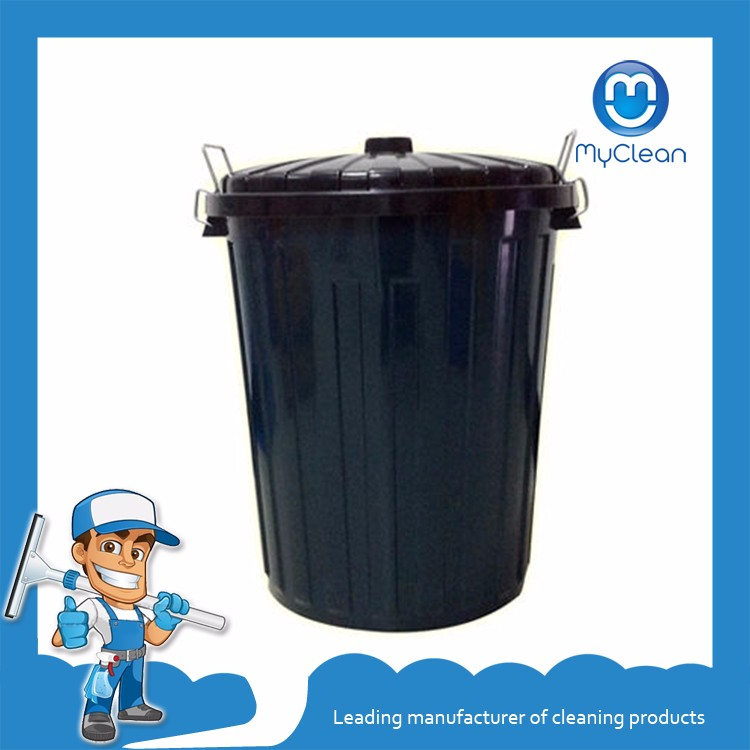 custom colorful advertising waste dustbin