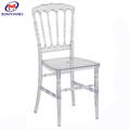 knock down plastic stacking resin chair