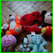 Wholesale used clothes stuffed kids used toys in bales