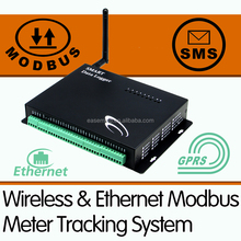 Wireless & Ethernet Modbus Meter Tracking System data logger weather station online measuring <strong>temperature</strong>