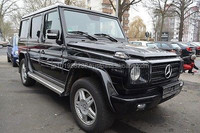 USED CARS - MERCEDES-BENZ G 350 BLUETEC (LHD 2787 DIESEL)