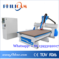 China Jinan 1325 ATC cnc wood cutting machine/ 9.0KW cnc router vacuum pump