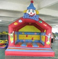 HOLA party bounce house for rent/PVC inflatable bouncer