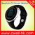 Round Touch Screen Bwatch C5 UV Tester phone call Heart Rate Functions smart watch bluetooth