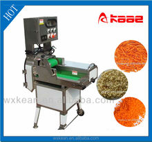 Stainless steel fruit and vegetable cutting and cube machine