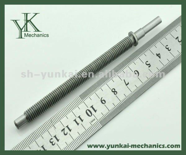 High quality stainless steel part, thread rod