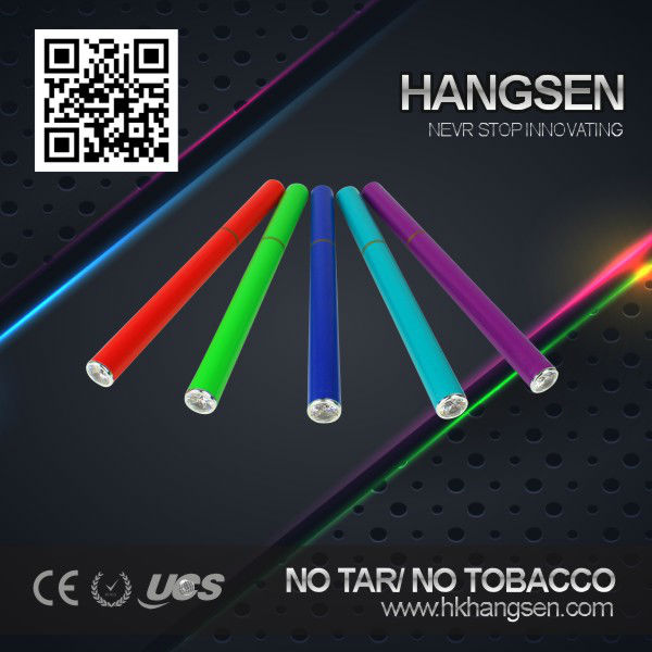 Hottest egypt shisha, colorful metal texture shisha pen with hangsen flavor, OEM available