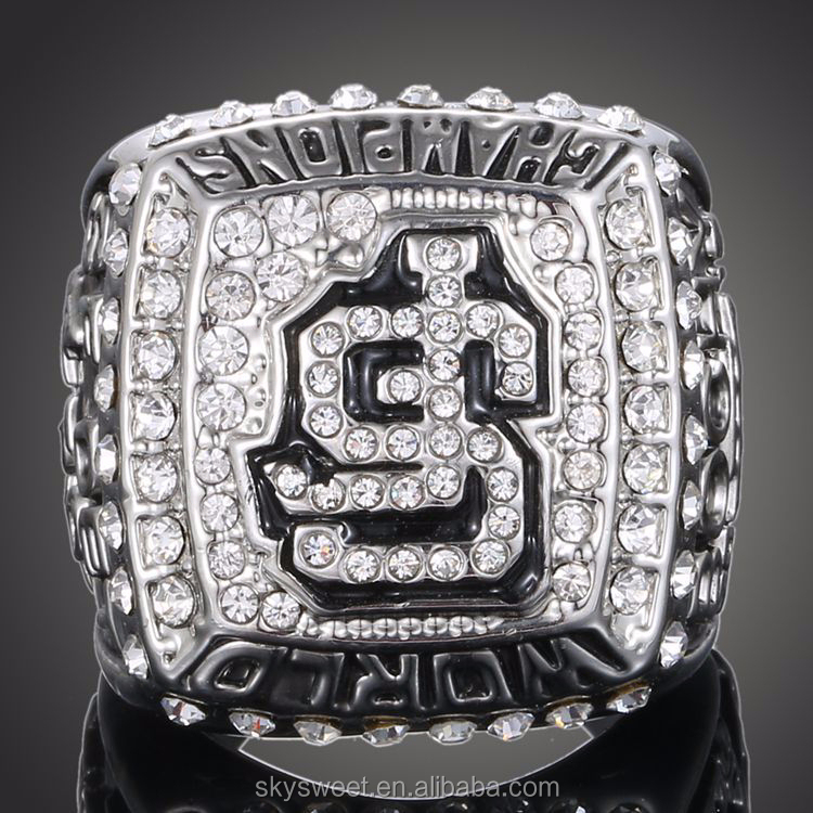 The world football league, San Francisco championship ring,men fashion diamond ring(SWTPR1105)