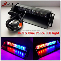 2014 top sell police led deck flashing light for truck ambulance vehicle light