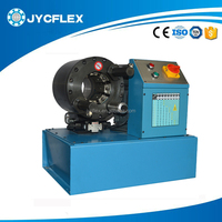 2INCH JYC-E130 automobile hose assembling machine/nut crimping machine
