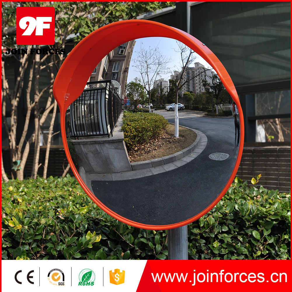 100cm outdoor PC traffic road concave convex mirror
