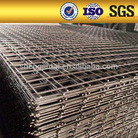 Fine quality Rebar Welded Wire Mesh For Concrete Reinforcement Sizes