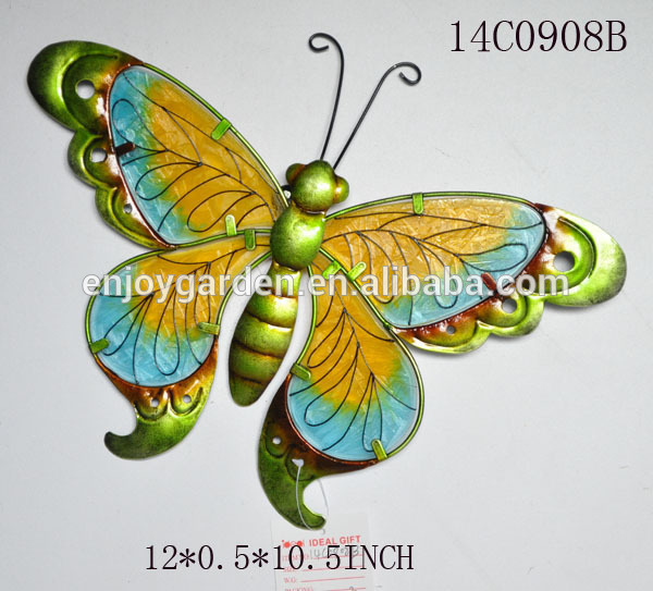 Luxury Metal Butterfly Wall Art Inspiration - Wall Art Collections ...