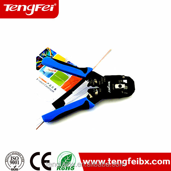 China wholesale tools easy handling cripming tool for rj45 keystone jack 8P8C 4P4C