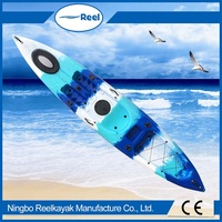 entertaining new creative boat pedal kayak