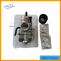 Dirt bike ATV quad motorcycle racing parts oko 32mm carburetor adjustment