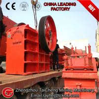 PEX300*1300 calcite jaw crushing equipment Exw price