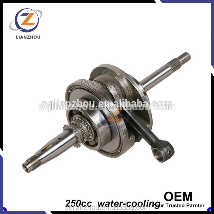 Factory Wholesales OEM 250cc Motorcycle Engine Crankshaft