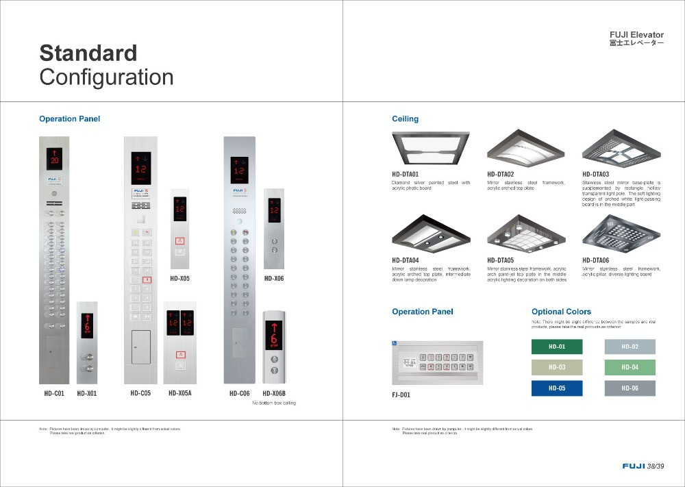 Fuji home elevator kit buy home elevator kit elevator for Home elevator kit