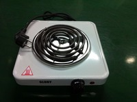 Conutertop 1000W electric cooker hotplate single burner coil hot plate stove