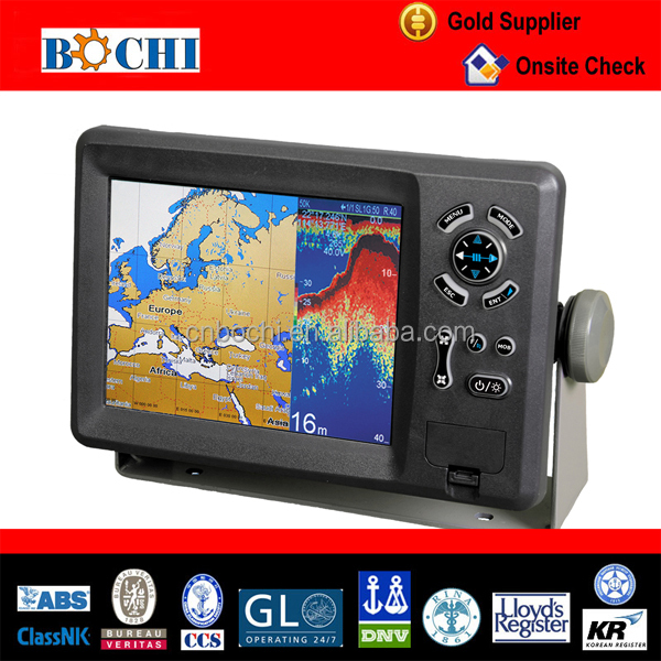 Marine Depth Finder With CE Certificate