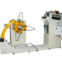 Auto General Uncoiler And Straightener 2 In 1 Machine For Steel Rolls
