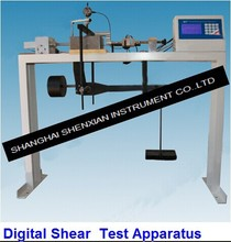 Soil Strength Direct Shear Test Apparatus / Instruments