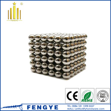 Neo cube magnetic 5mm 216 neodym magnet ball factory supply