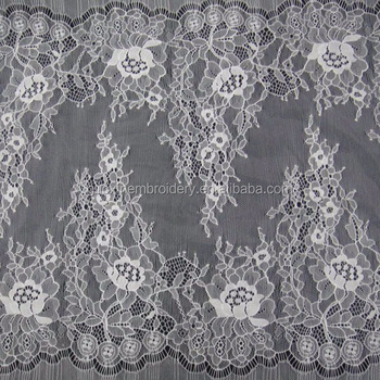 2014 guangzhou factory made net lace/french lace