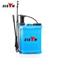 BSE-16F 16L Bison pulverizador agricola weed hand spray machine manual sprayer agricultural knapsack pesticide sprayer