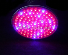 Energy Saving Led Plant Lamp e27 220v 110v 12W Hydroponic Bulb 168leds Led Grow Lights for Vegetable Greenhouse